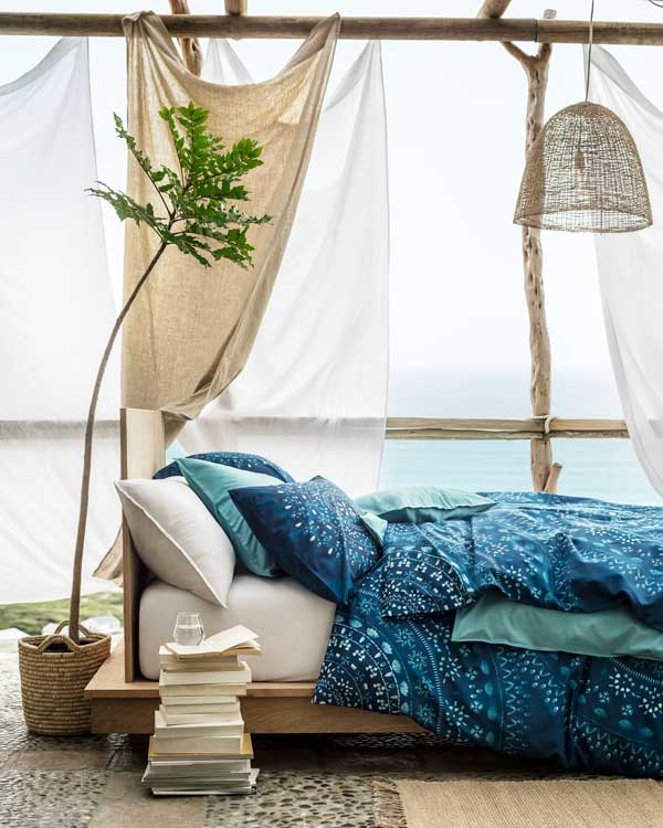 interieur zomers