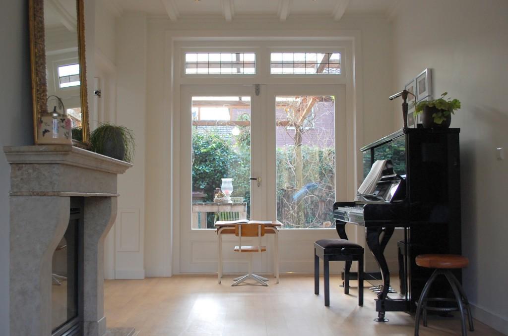 piano hoek