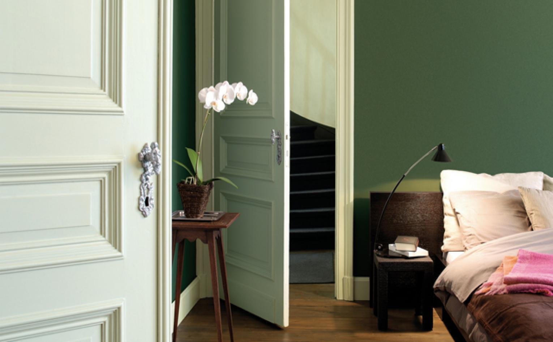 Olijf groen in huis... - Maison Belle - Interieuradvies