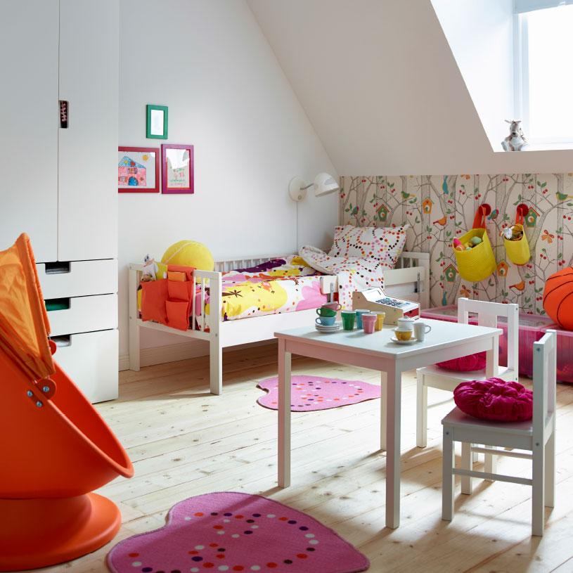 Een Kinderkamer Interieur Super Vrolijk. Great Best Images On ...