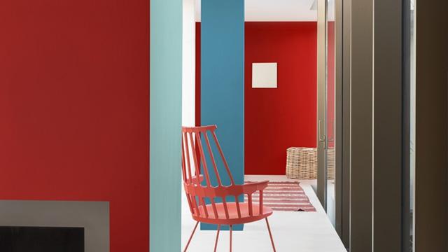 Knal rood in je interieur.. - Maison Belle - Interieuradvies