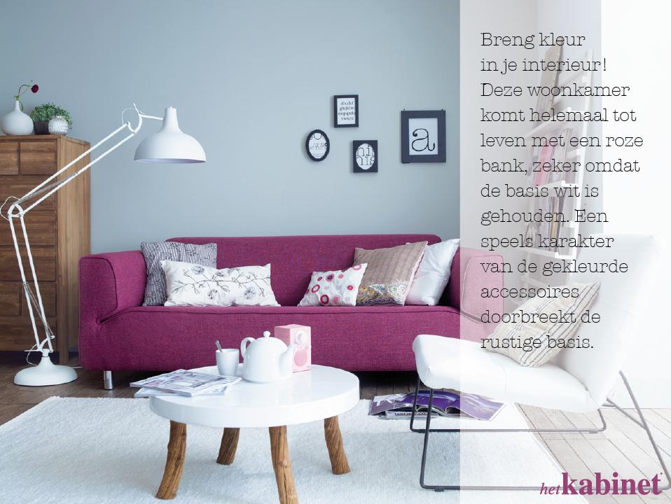 Roze Accessoires Woonkamer : Roze inrichting. affordable roze kast yg van design keukens en diy