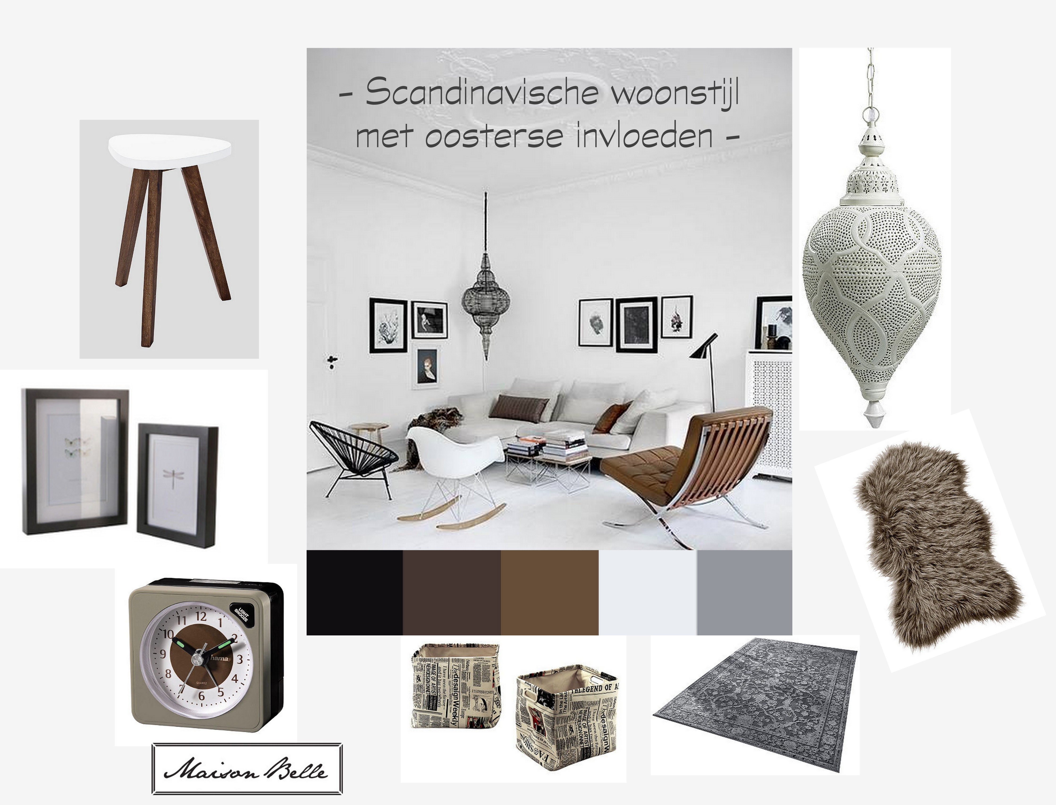 Slaapkamer Inspiratie Oosters : Scandinavische woonstijl met oosterse invloeden maison belle