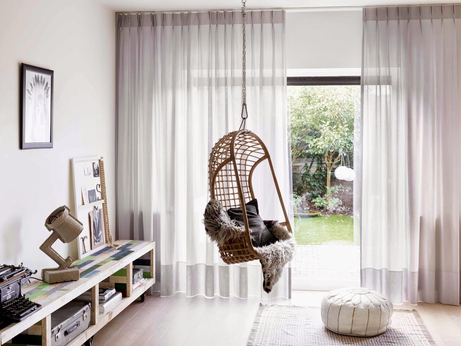 Gordijnen in elke woonstijl... - Maison Belle - Interieuradvies
