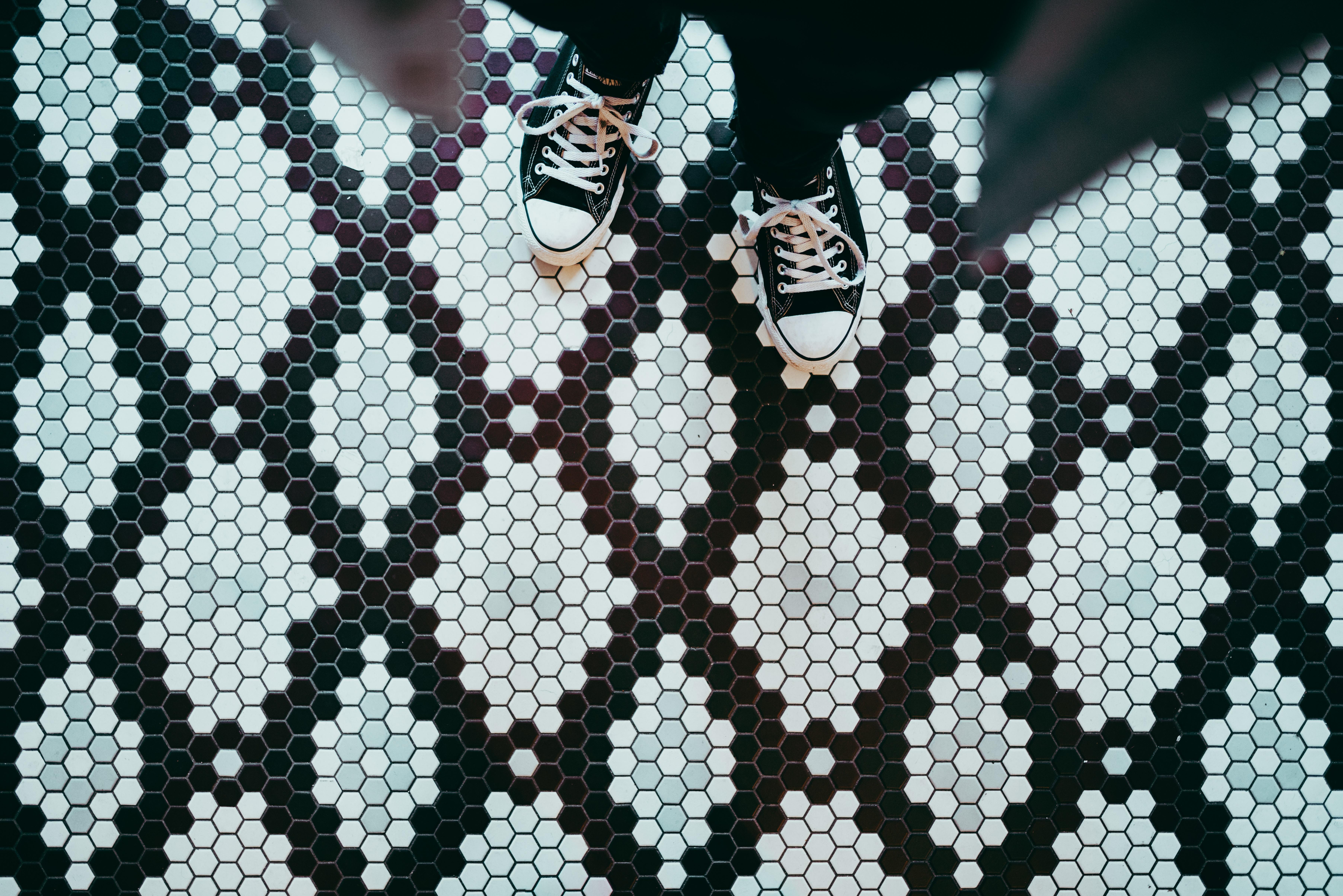 patroon tegels