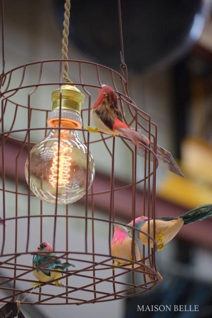 lamp vogelkooi