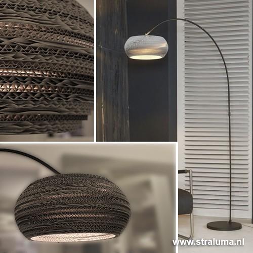 maison-belle-booglamp-karton-straluma
