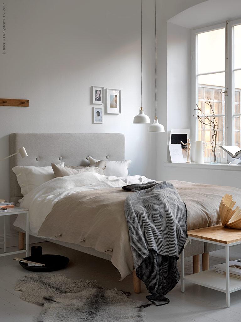 slaapkamer studentenkamer