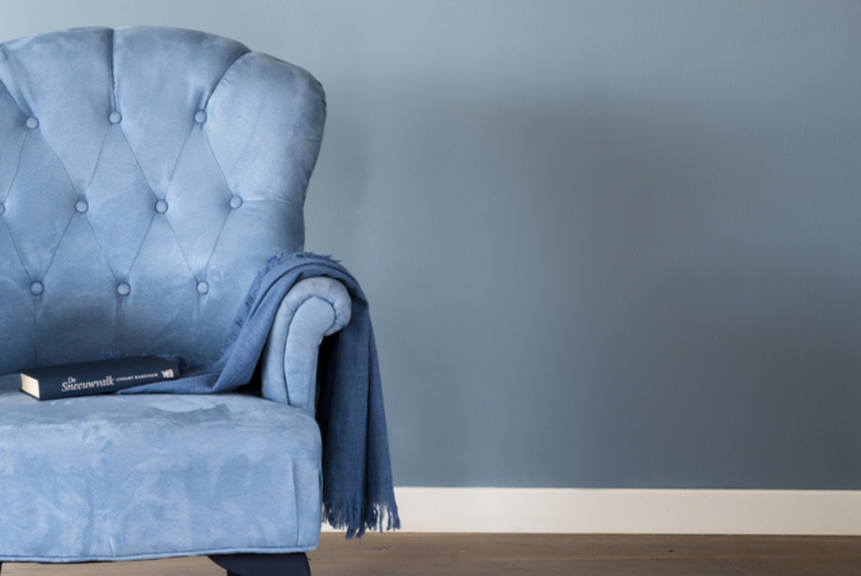 Jeans Blauw Maison Belle Interieuradvies