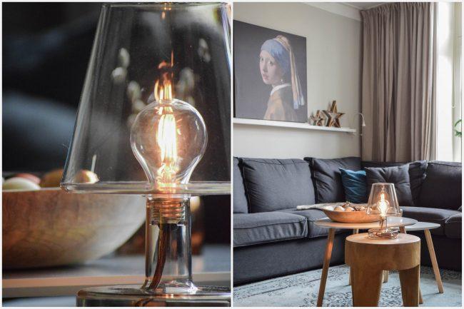 Woonkamer inrichten - sfeerverlichting - Maison Belle - Interieuradvies