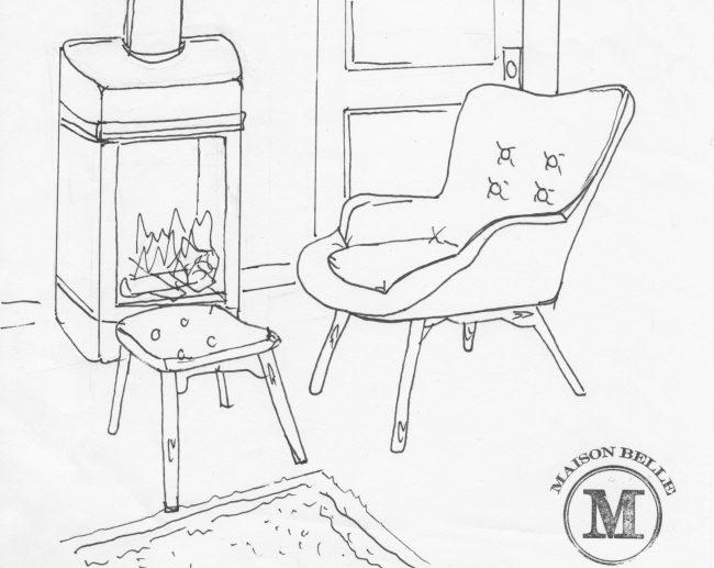 maisonbelle-interieuradvies-schets