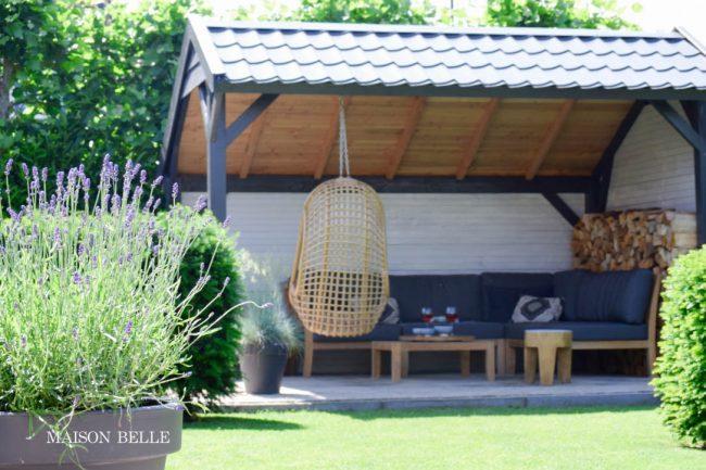 veranda-kapschuur-Maison Belle