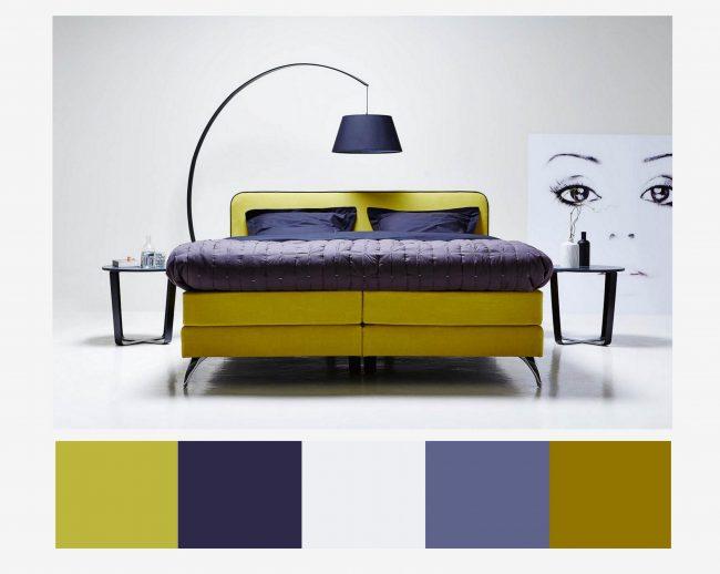 Slaapkamer Inrichten Blauw : Slaapkamer inrichten interieurtips maison belle interieuradvies