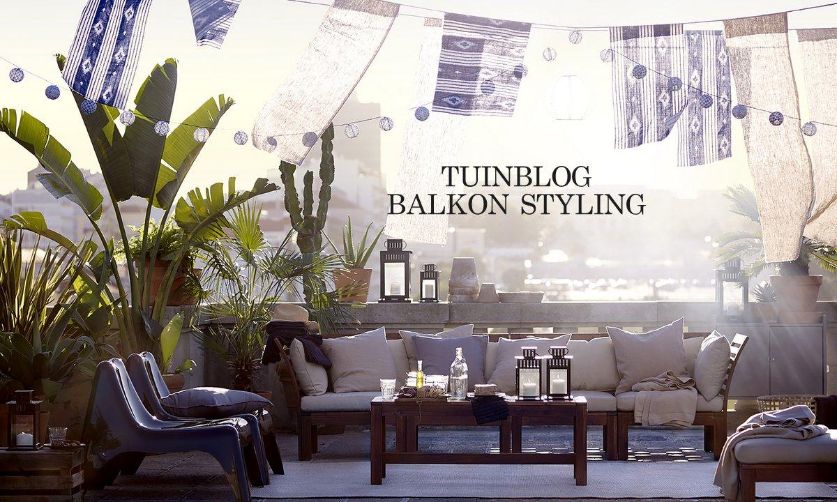 Balkon inrichten tips voor indeling en styling maison belle