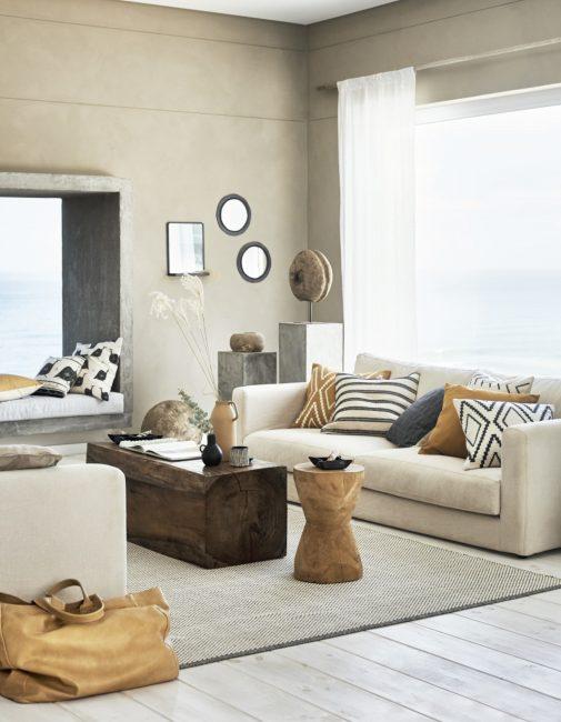 Oker geel voor je interieur - woon column - Maison Belle ...