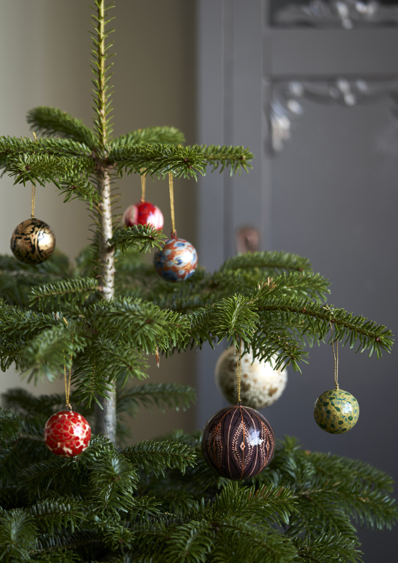 kerstboom traditioneel
