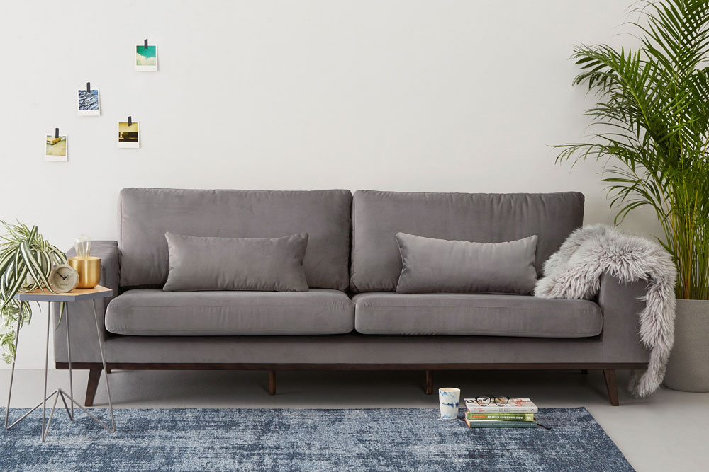 Kleine woonkamer inrichten interieur tips maison belle for Woonkamer intekenen