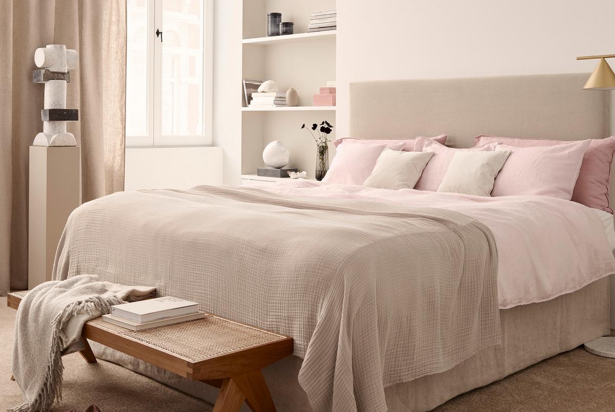 Romantische Slaapkamer Maken : Tips voor een romantische slaapkamer maison belle interieuradvies