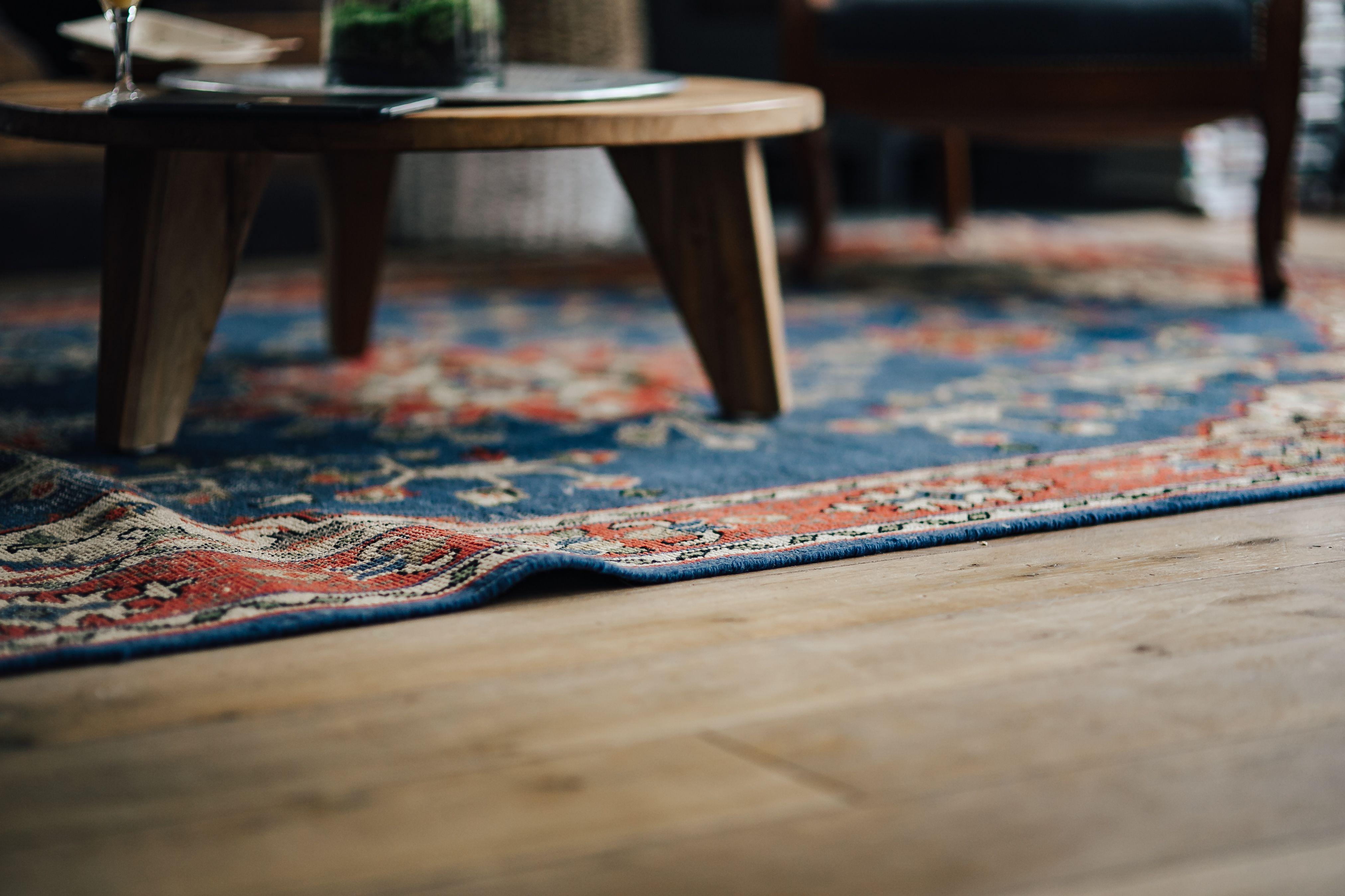Kleurrijke Interieurs Pastel : Breng kleur in je interieur met een vloerkleed maison belle