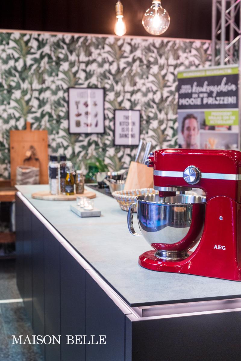keuken beurs stand ontwerp