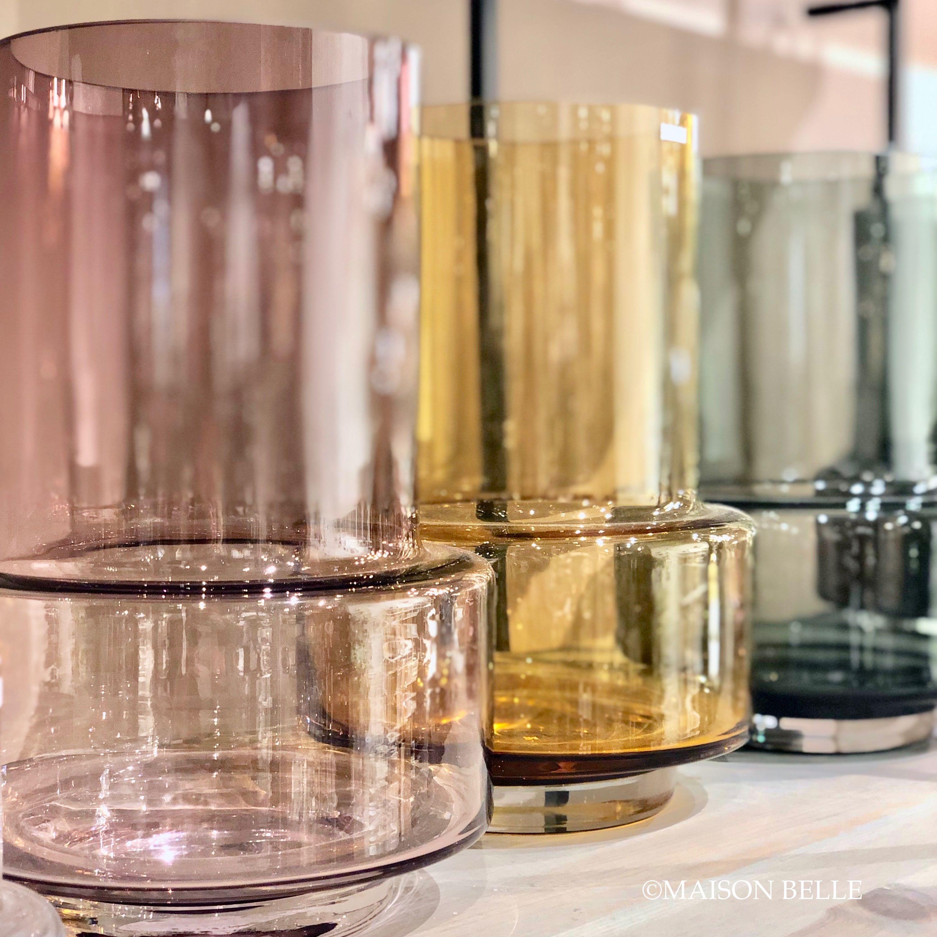 gekleurd glaswerk interieurtrend 2019