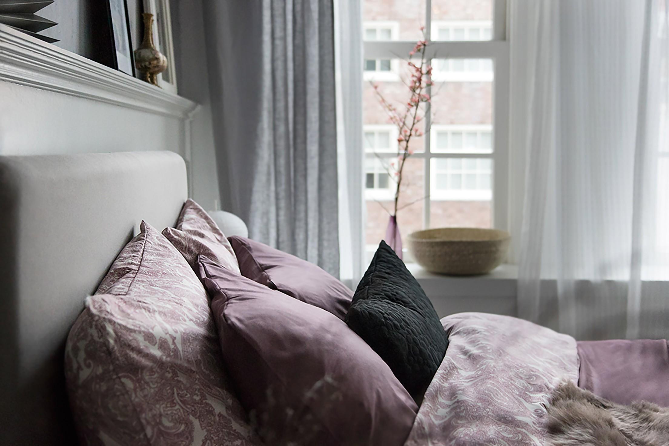 slaapkamer inrichten styling