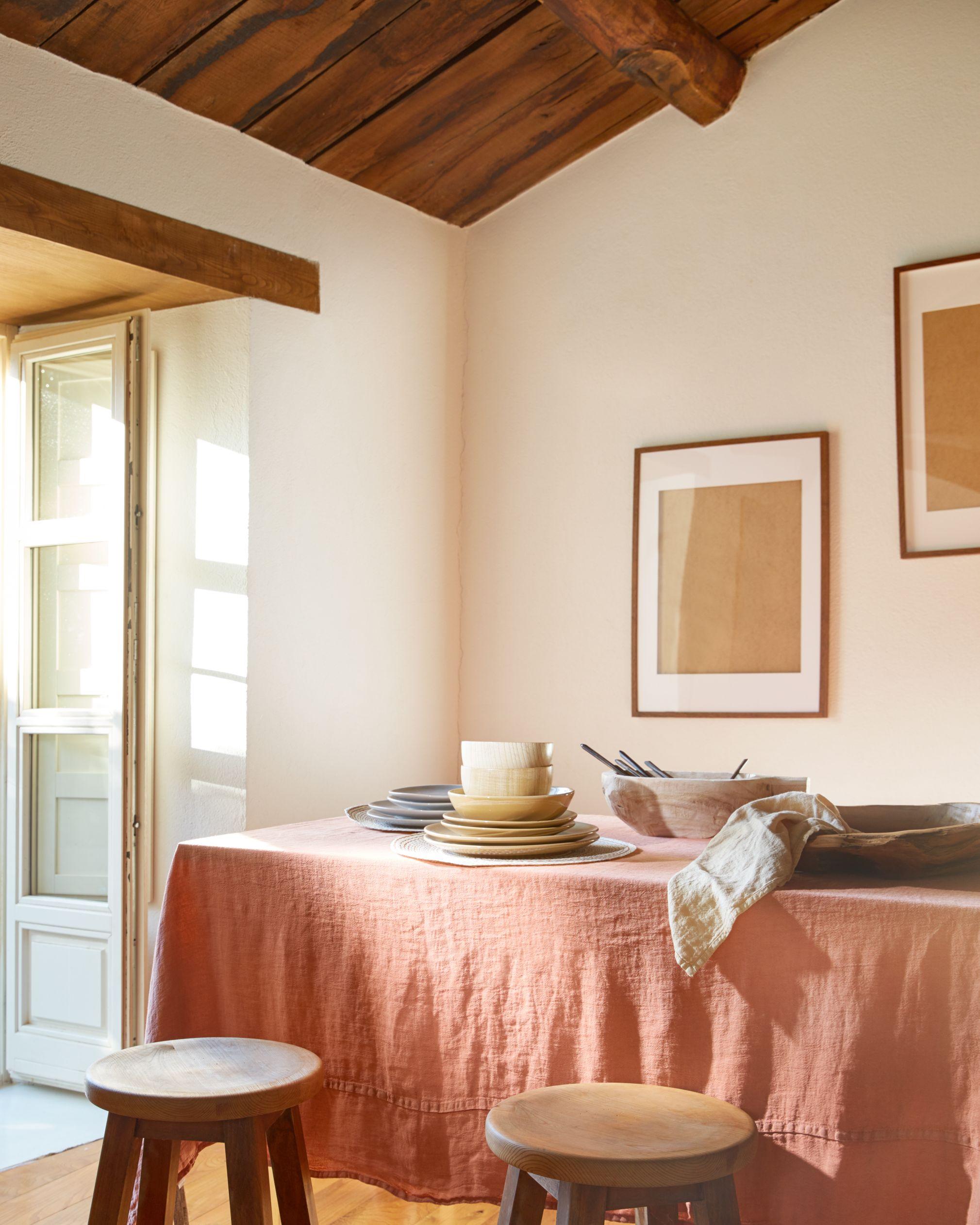 oranje interieur tips