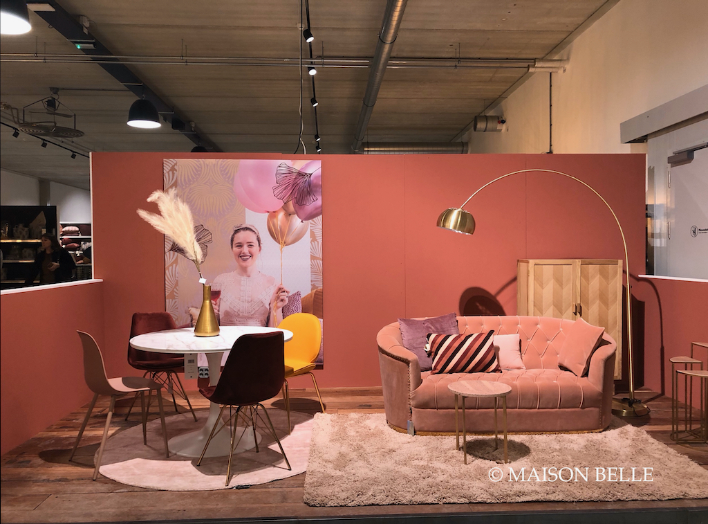 loods 5 stijlkamer roze