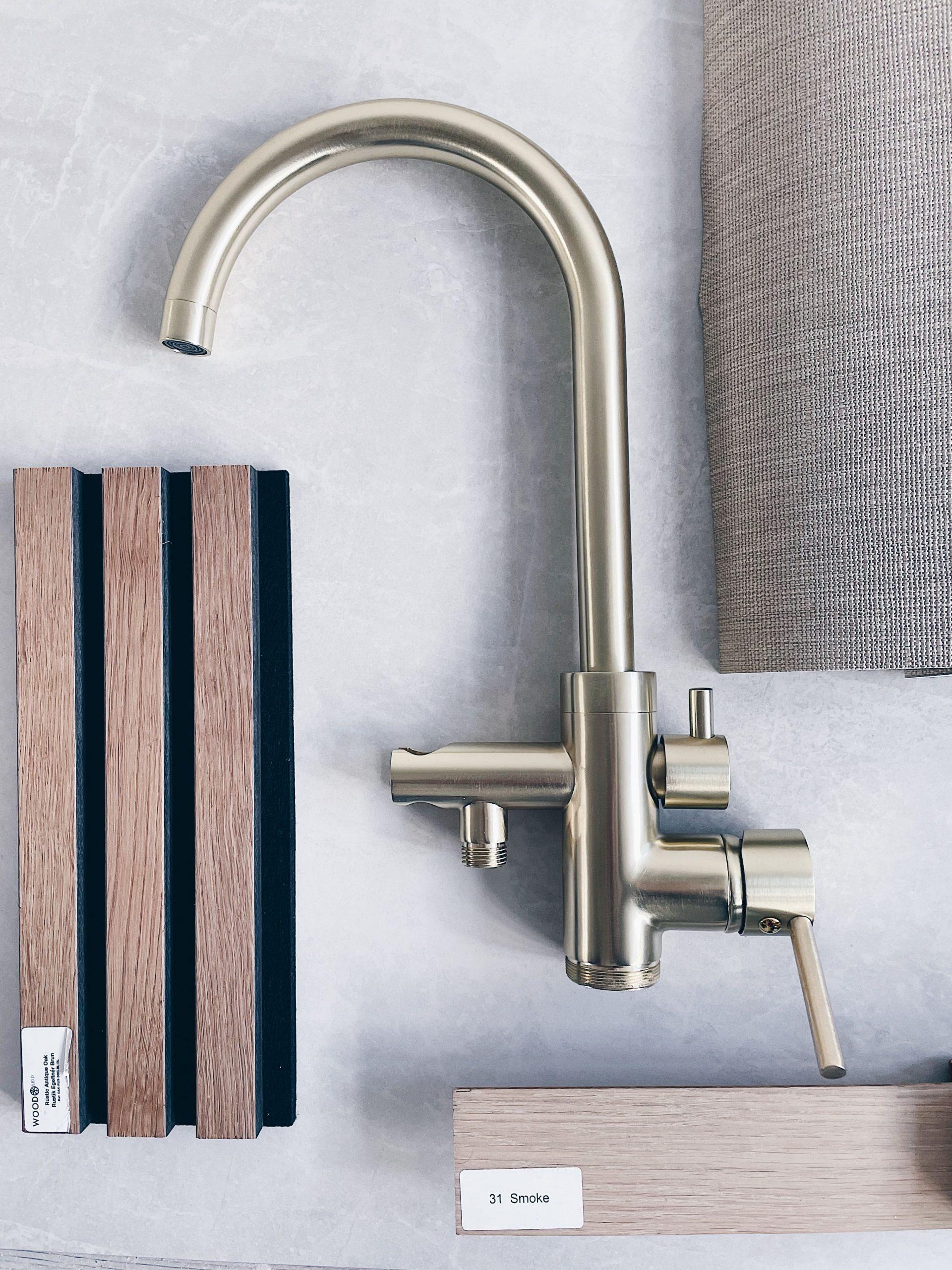 materiaal advies badkamer